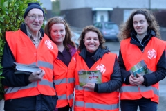 National Canvass Day: Ballybrack