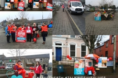 National Canvass Day: Virginia and Bailieborough