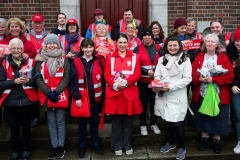 Going door to door in Dublin Central
